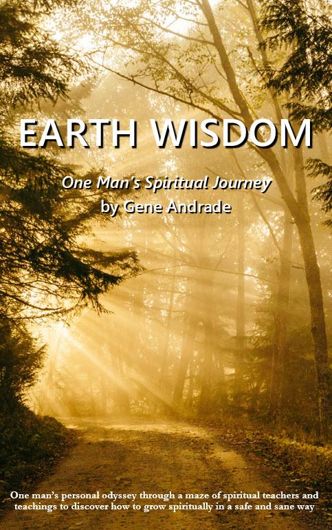 Earth Wisdom Book Front Cover